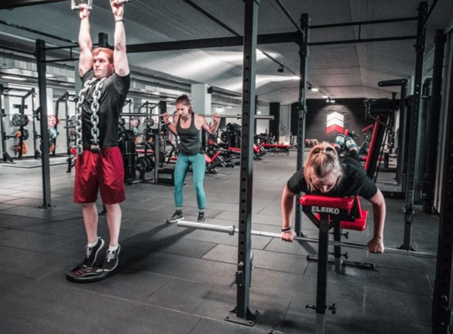 Functional Area im SMARTGYM
